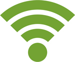 the darea wifi icon